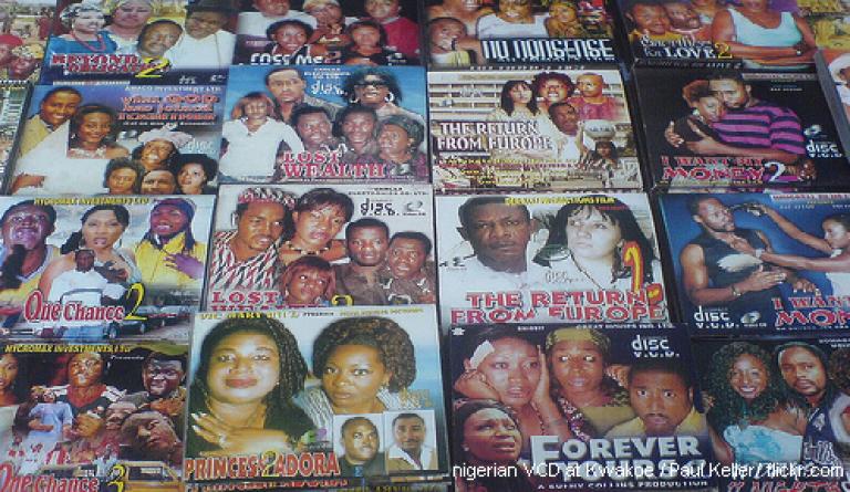 Nollywood Comment Le Nigeria Produit 10 000 Films En Quinze Ans La Revue Des Medias