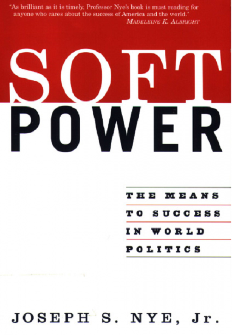 "Culture et ""soft power"""