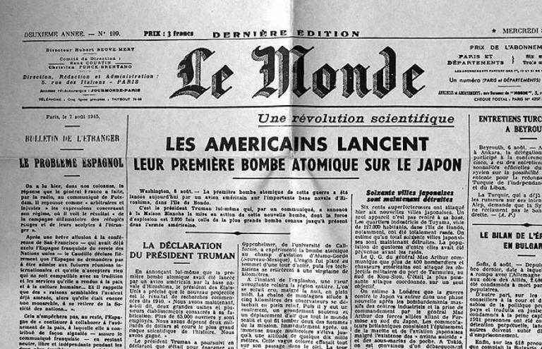 Le Monde, un journal en péril ?